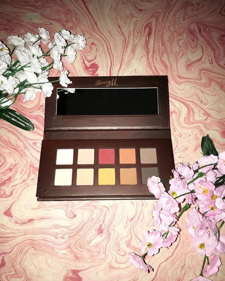 Barry M Fall In Love Palette… Worth it?